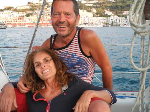 Domenico e Maria Teresa