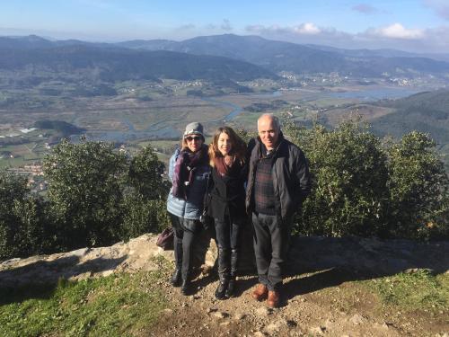 Dolors,Anna i Josep Ramon