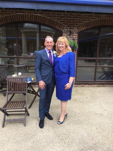 Lyn and Kevin Egan
