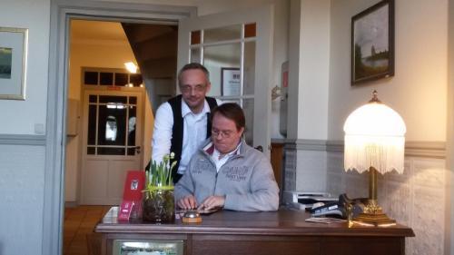 Jan Thiel-Baumgarten und Jan Thiel