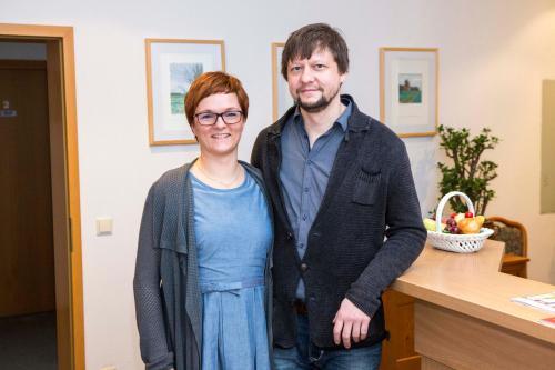Stephan und Sandra Kossack