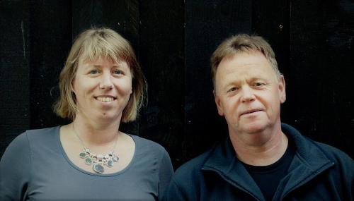 Irene en Marten Japenga