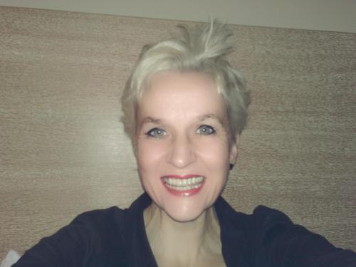 Gastgeberin Susanne Meyer