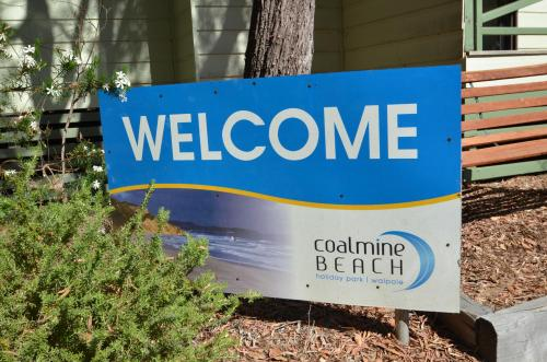 Welcome to Coalmine Beach Holiday Park