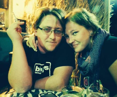 Mike and Karolina