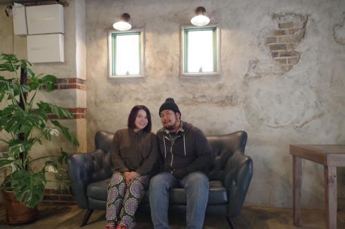 Shimpei & Ayaka
