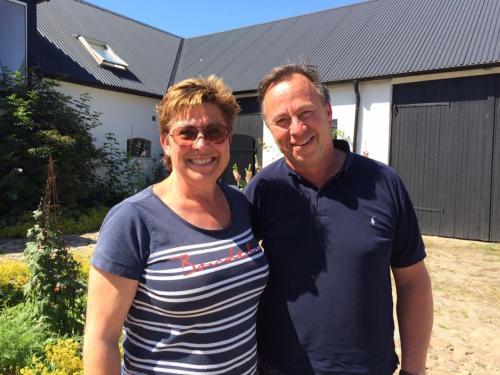 Caroline & Kjell Wingårdh