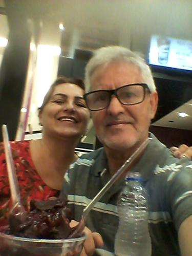 FRANCISCO SARAIVA E MARIA TEREZINHA