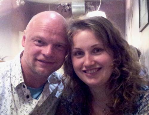 Jens und Yana ELLING