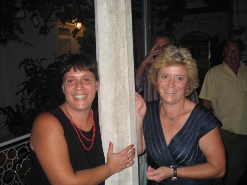 Doris and Carmen