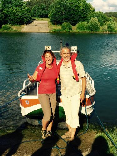 Helga und Bernd Dillinger