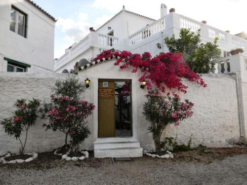 Villa Kalomira Spetses vacation