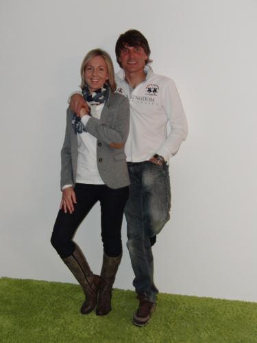 Renate und Sigi Kaserbacher