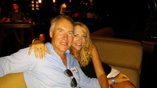 Greg and Elaine Cooper