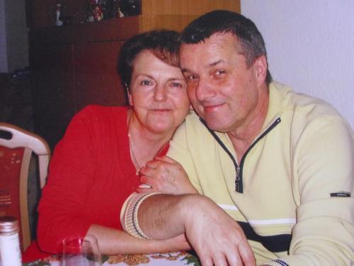 Dolores und Peter Trautmann