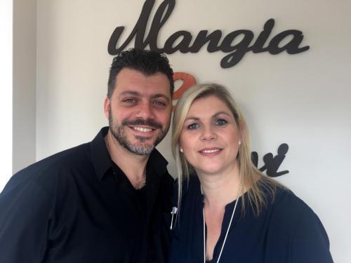 Giuseppe und Corinna Prencipe