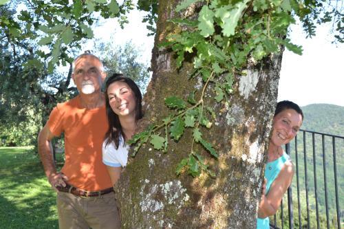 Enrico, Sara, Susanna