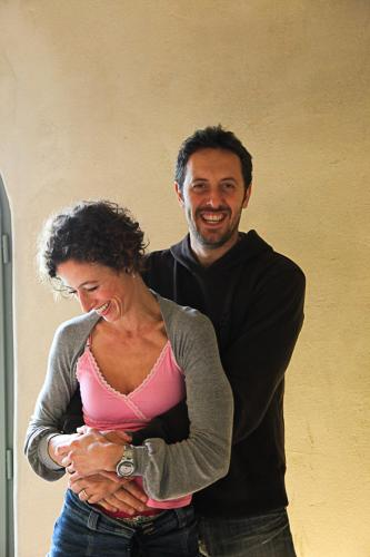 Fabio e Suzanne