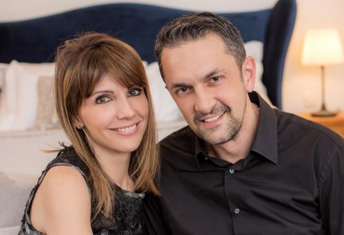 Danijela and Alen Beslagic