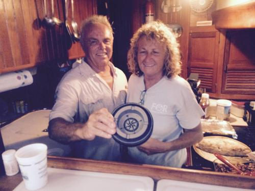Loren Fletcher and Jo Dechant your hosts