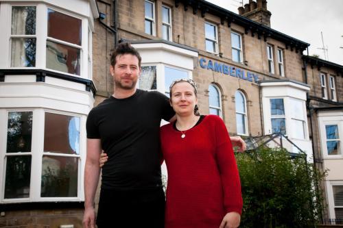 Simon and Kimberley Owners