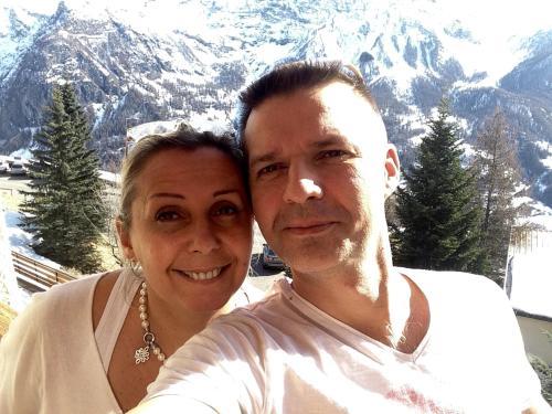 Sylvérie et Jérôme