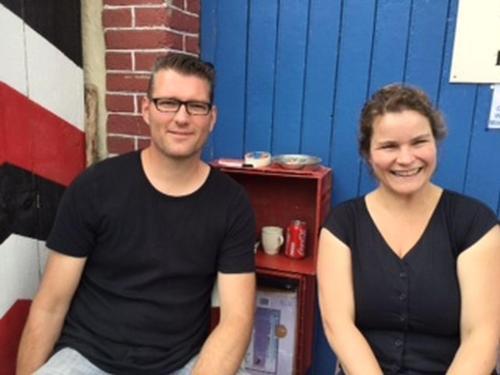 Maarten en Didi