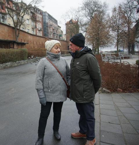Bogusia + Leszek