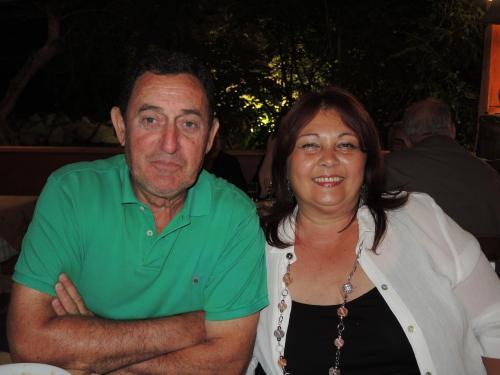 George & Irena