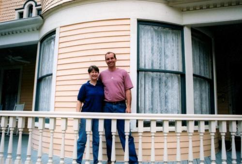 Margi & Doug