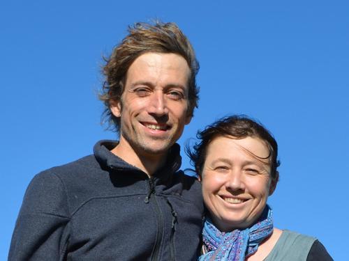 Anne et Laurent Davoine-Jurion