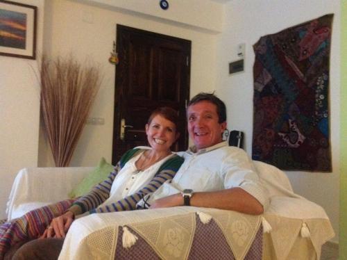 Mark and Imelda