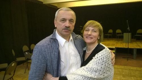 Татьяна и Геннадий