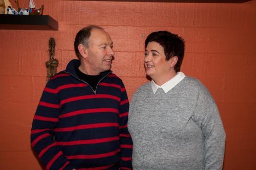 Ásgeir and Ragna