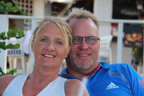 David and Deborah Lloyd