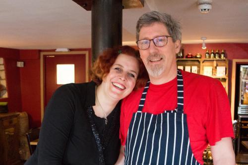 Magda and Matt Black