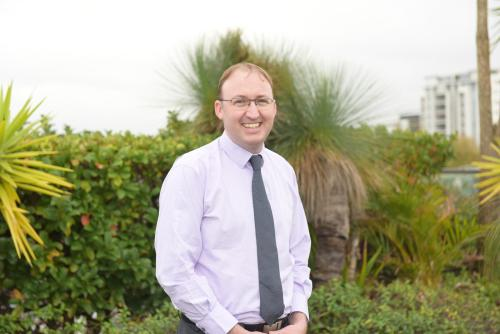 David Brooksby (Corporate Affairs Manager)