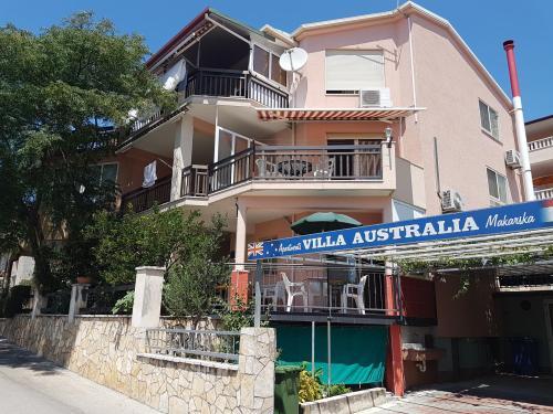 Australia House Makarska