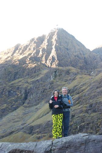 Bridget and Conor O Connell