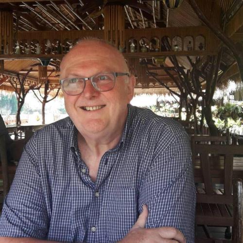 Stephen Mackley