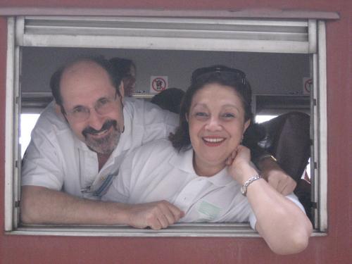 Mario e Lucia Becker