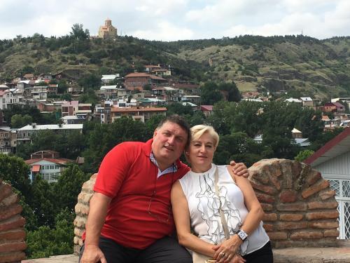 Irena und Dariusz Burkert