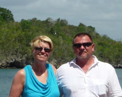 Markus und Silvia David