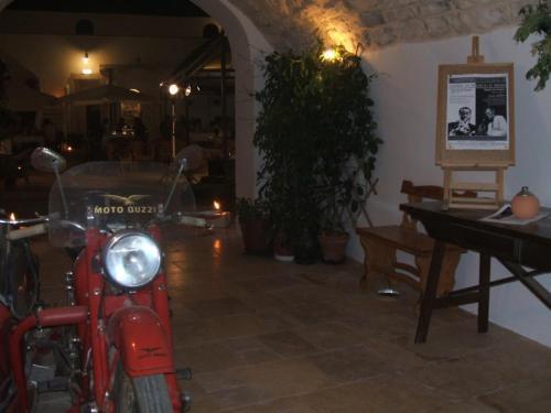 Moto Guzzi con sidecar