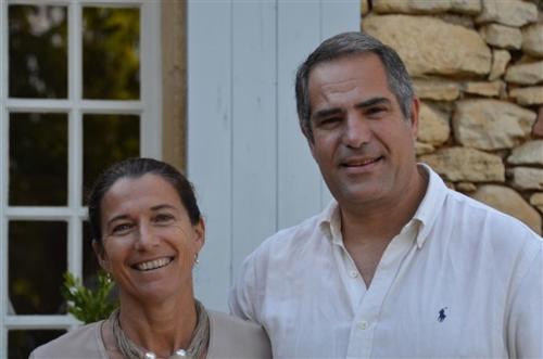 Christine et Jean-Marc
