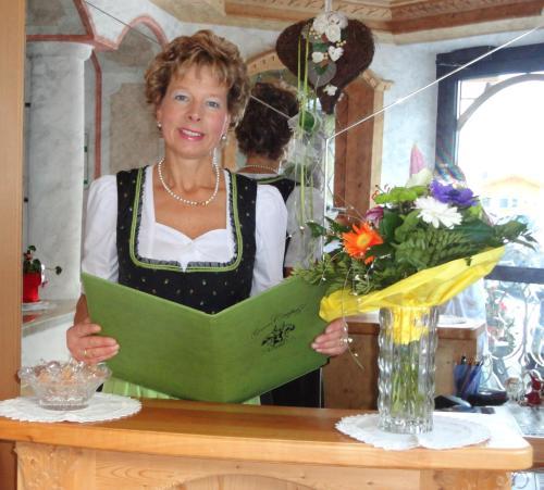 Raffaela Crepaz proprietaria