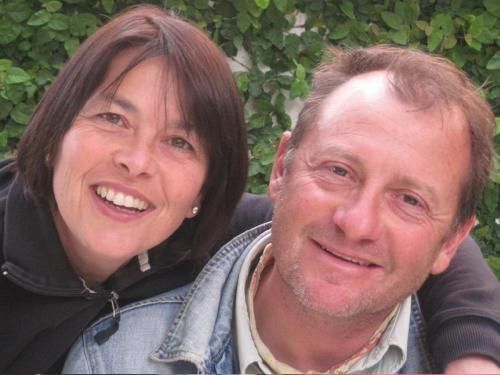 Owners Enrica e Daniele Lenci