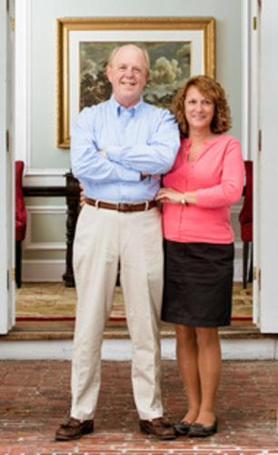 Robert and Anne Bahr
