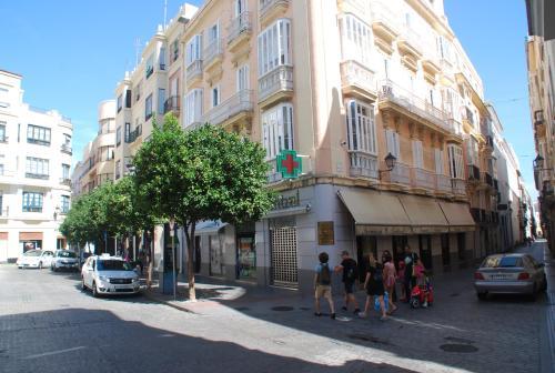 esquina Plaza del Palillero con Calle Montañes