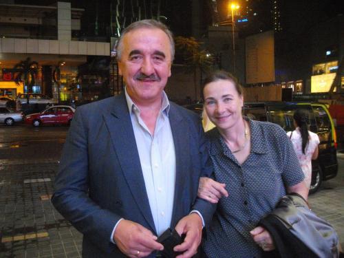 Neda and Rajko Macura